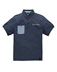 Firetrap Staten Polo Long