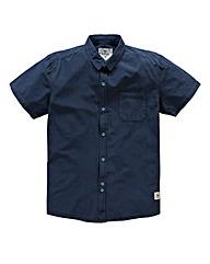 Bellfield Cabrillo Navy Shirt Long