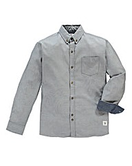 Bellfield Augustus Oxford Shirt Reg