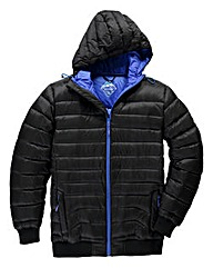 SNOWDONIA Duck Down Hooded Jacket