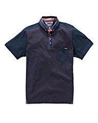 Bewley & Ritch Hermot Navy Polo