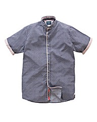 Bewley & Ritch Leon Navy Shirt