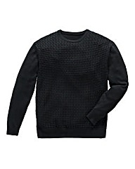 Black Label by Jacamo Kingsley Knit L