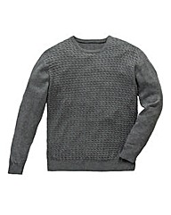 Black Label by Jacamo Kingsley Knit R