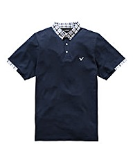 Voi Lewis Navy Polo Long