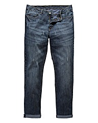 UNION BLUES Florida Turn Up Jeans 31in