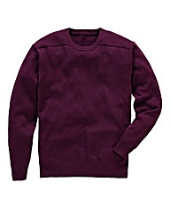 Jacamo Harris Crew Neck Jumper
