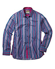 Joe Browns Swanky Stripe Shirt Reg