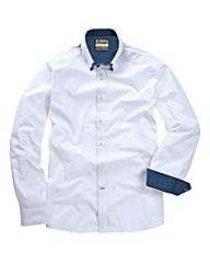 Joe Browns Dapper Double Collar Shirt L
