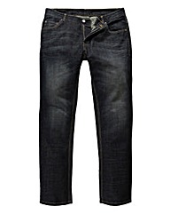 Flintoff By Jacamo Straight Jeans 29in