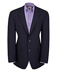 Flintoff By Jacamo Navy Jacket Long