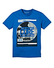 Jack & Jones Look Blue T-Shirt