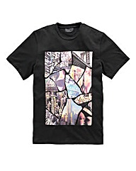 Label J Ripped Girl T-Shirt Regular