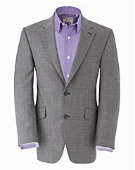 Flintoff By Jacamo Charcoal Jacket Reg