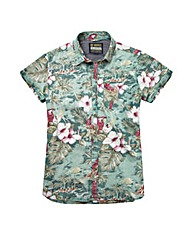 Joe Browns Remarkable Rainforest Shirt L