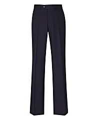 Flintoff By Jacamo Navy Trousers 31in