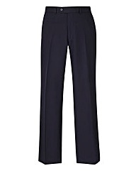 Flintoff By Jacamo Navy Trousers 33in