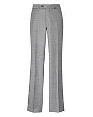 Flintoff By Jacamo Charcoal Trousers 29