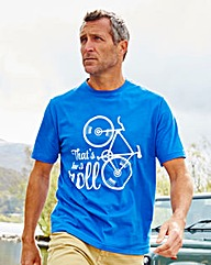 Snowdonia How I Roll T-Shirt Long