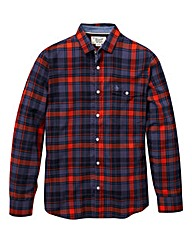 Original Penguin Herringbone Plaid Shirt