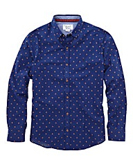 Original Penguin Dobby Navy Shirt