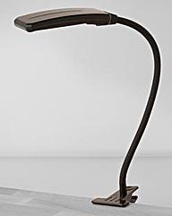 Clamp LED Desk Lamp