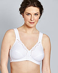 Black Two Pack Sarah FrontFastening Bras