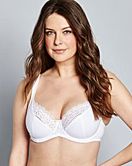 2Pack Jane Full Cup Black/White Bras