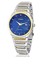 Citizen Gents Two-tone Bracelet Watch
