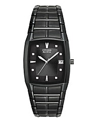 Citizen Eco-Drive Black Bracelet Watch