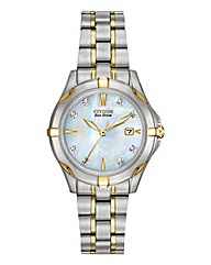 Citizen Eco-Drive Diamond Set Watch