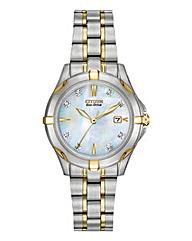 Citizen Eco-Drive Diamond Set Watch