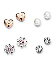 Boxed Earrings Set