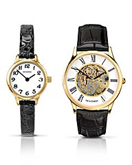 Sekonda His and Hers Watch Set
