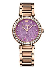 Juicy Couture Ladies Bracelet Watch