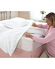 Waterproof Pillow Protector Pair