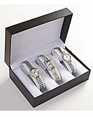 Ladies Watches Set of 3