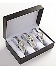 Ladies Watches Set of 3