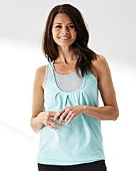 2 Piece Yoga Vest