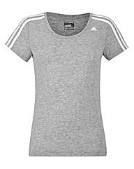 Adidas 3 Stripes T-Shirt