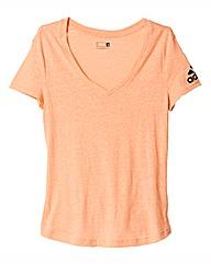 Adidas V-Neck T-Shirt