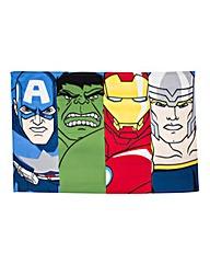 Marvel Avengers Line Up Fleece