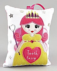 Petal Fairy Toothfairy Cushion
