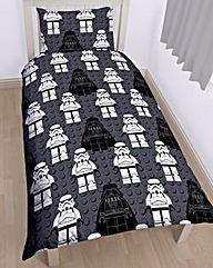 Lego Star Wars Villains Rotary Duvet