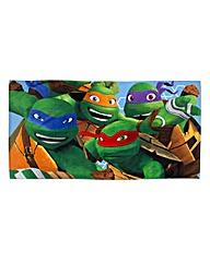 Teenage Mutant Ninja Turtles Towel