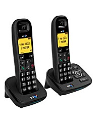 BT1700 Twin Cordless Phone