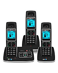 BT6600 Triple Cordless Phone