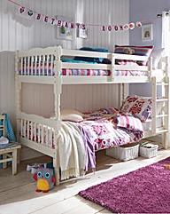 Silva Sleeper Deluxe Pine Bunk Bed