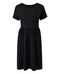 Jersey Babydoll Dress