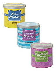 Yankee Candle Sentiments Trio Set
